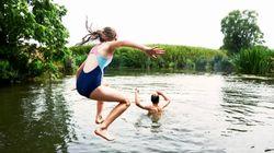 El peligro de las aguas abiertas y consejos para mantener la