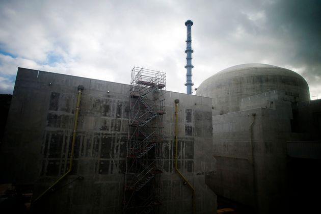 La mise en service du réacteur nucléaire de dernière génération de...
