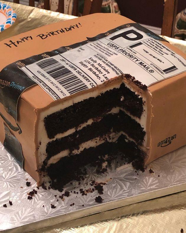 아마존에서 모든 물건을 사는 아내에게 건넨 생일