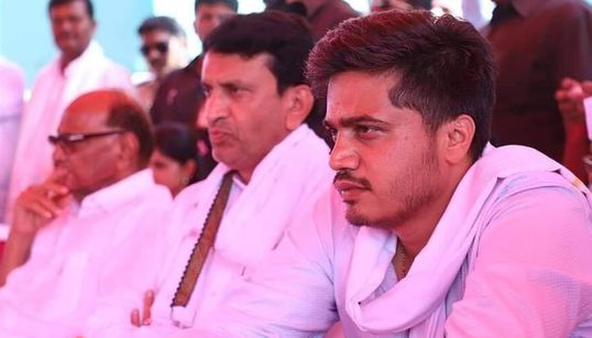 Not Party Leaders, People Decide Who Is Heir Of Which Politician: Rohit