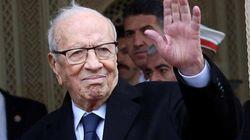 Décès de Caïd Essebsi: Bensalah décrète un deuil national de trois