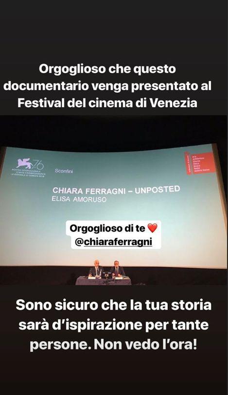 Valentina Ferragni ha la sua prima cover, ma Chiara (involontariamente) le ruba la