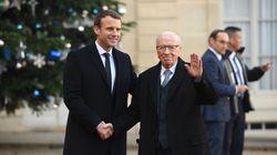 Emmanuel Macron assistera aux funérailles de Béji Caid