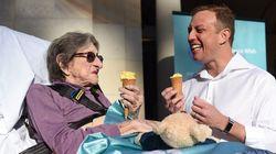 En Australie, une ambulance réalise les dernières volontés des