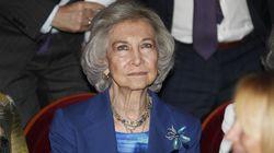 La reina Sofía rompe la rutina con una actividad