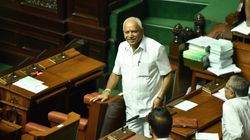 Yediyurappa Takes Oath As Karnataka Chief Minister For Fourth