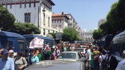 Début du 23e vendredi à Alger, dispositif sécuritaire pas aussi