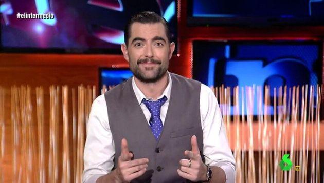 Dani Mateo, nuevo presentador de