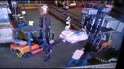 Colpo da film in aeroporto: banditi si travestono da poliziotti e rubano 752 chili d'oro