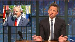 Seth Meyers Shreds The Donald Trump Word Error You Might Have