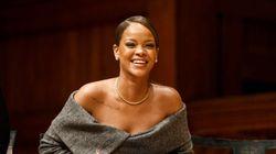 Rihanna sent bon, toutes les célébrités le