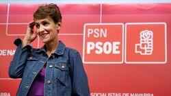 PSN, Geroa Bai, Podemos e I-E cierran un acuerdo en