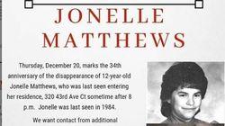 Εξαφανίστηκε το 1984 μέσα από το σπίτι της-35 χρόνια μετά βρέθηκαν τα οστά