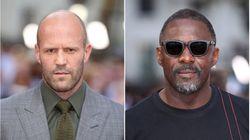 Um papo com Jason Statham e Idris Elba sobre os bastidores do spin-off de 'Velozes e