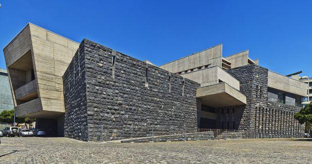 Sede de la Presidencia del Gobierno de Canarias en Santa Cruz de