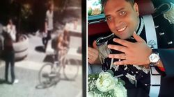 Il video dei due sospettati per l'omicidio del carabiniere Mario Cerciello Rega a