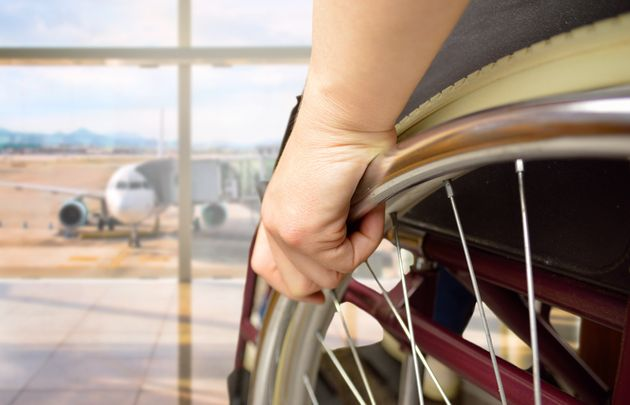 Canada's Air Passenger Rules Put Disabled Flyers On A Shortened Leash: