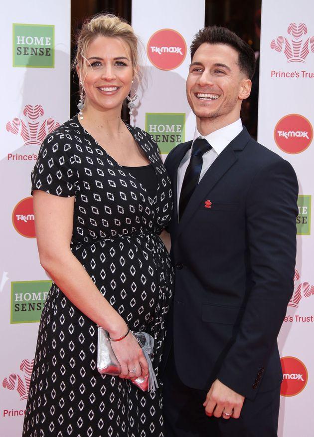 Gemma Atkinson Hits Back At Claims She's 'Selling' Pics Of New Baby Mia