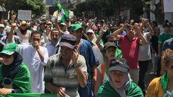 Alger: La révolution pacifique entame son 6e mois et tient tête au