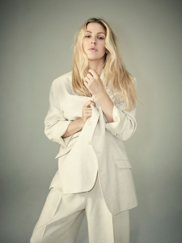 Ellie Goulding Is Ready For Her Close Up Huffpost