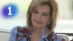 María Teresa Campos se postula como nueva presentadora de 'Cine de