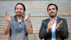 IU pide a Podemos que acepte un acuerdo programático con el PSOE, aunque no haya gobierno de