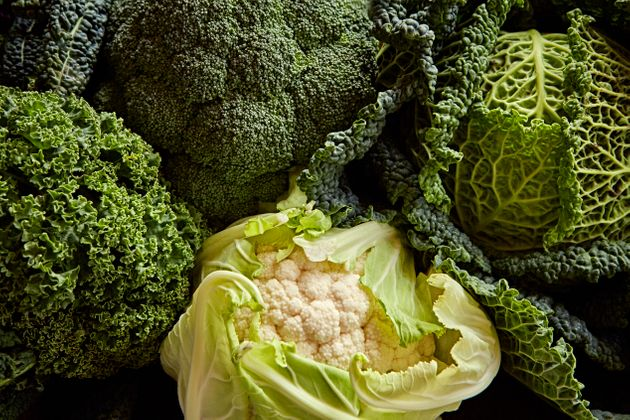 Cruciferous vegetables, including broccoli, kale and cauliflower, generally offer the most health benefits...