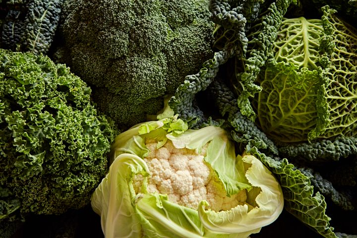 Cruciferous vegetables, including broccoli, kale and cauliflower, generally offer the most health benefits when eaten raw.