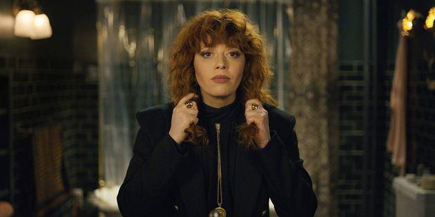 Cena da série Boneca Russa, um dos grandes sucessos da Netflix no primeiro semestre de