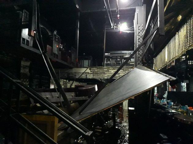 목격자들이 증언하는 광주 클럽 붕괴 사고 당시의