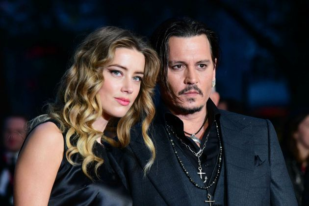 Amber Heard Denies Putting Out Cigarette On Johnny Depps Face