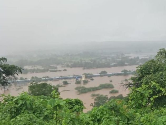The stranded Mahalaxmi