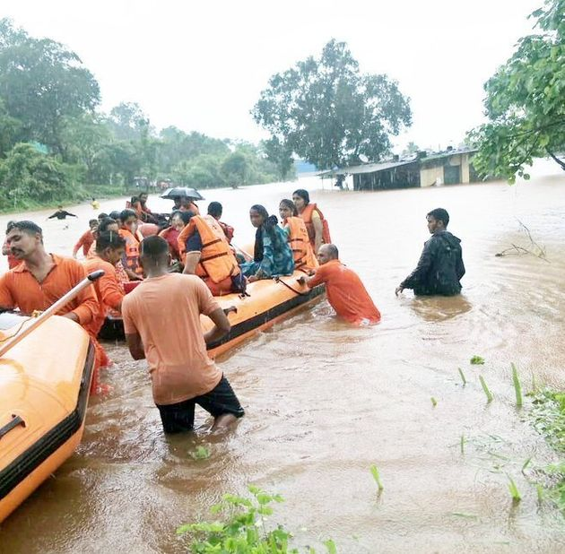 Mahalaxmi Express: All Passengers Rescued, Special Train To Take Them On To Kolhapur, Govt