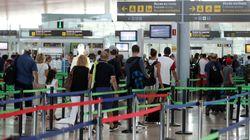 La temporalidad y el abuso de horas extra: las razones para la huelga del personal de tierra de Iberia del Aeropuerto del