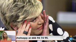 Terelu Campos abandona llorando el plató de 'Viva La