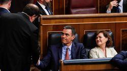 Junqueras (ERC) descarta apoyar un Gobierno del PSOE con la