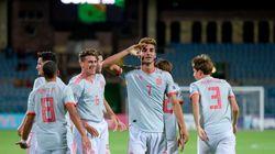 España, campeona de Europa de fútbol sub 19 tras ganar 2-0 a