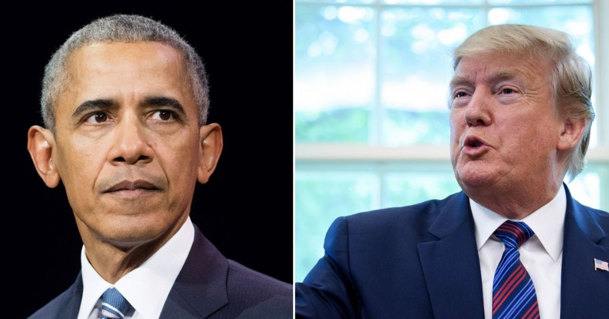149 Black Ex-Obama Administration Officials Decry Trump's 'Go Back' Remark In Op-Ed thumbnail