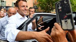 Pour Macron, la colère qui a créé les gilets jaunes n'est pas