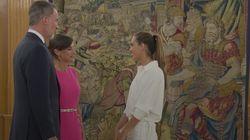 Ona Carbonell explica lo que pasó tras su error más comentado con los reyes Felipe y