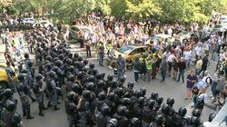 Plus de 1.000 arrestations à Moscou pendant une manifestation de