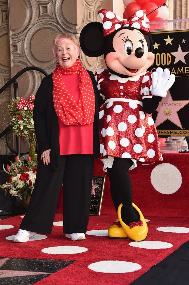 Minnie Mouse Voice Actress Russi Taylor Dies Aged 75
