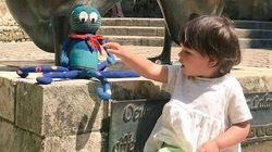 日本旅行に来た女の子、大事なぬいぐるみを紛失⇒Twitterで大捜査活動がスタート「#ガーちゃんを探せ」