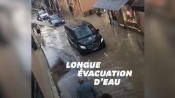 Un violent orage à Saint-Tropez a surpris tout le