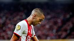 Hakim Ziyech ne compte pas quitter l'Ajax