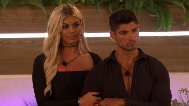 Love Island Finalists Revealed, As Belle And Anton Are Dumped