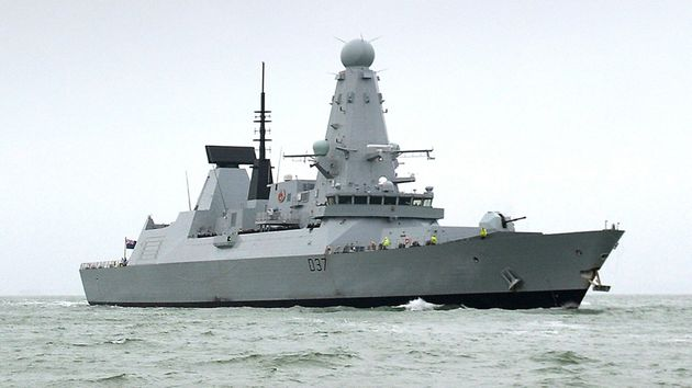 Second Warship Arrives In Gulf To Protect British Ships After Tanker Seized