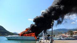 Χαλκιδική: Ισχυρή εκρηξη σε ταχύπλοο σκάφος - Τραυματίστηκε 8χρονο
