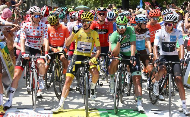 Combien gagnent les coureurs du Tour de