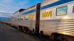 Via Rail: l'abandon du tronçon Montréal-Québec serait